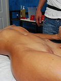 Beautiful Ann Marie oil massaged and fucked hard on table from Fucked Hard 18